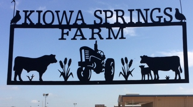 Kiowa Springs Farm in Oklahoma
