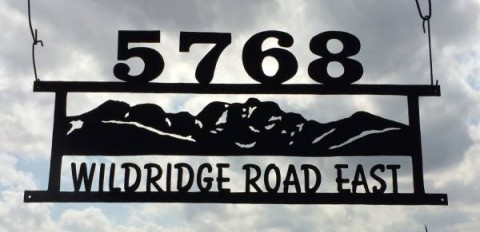 Wildridge_Road_Colorado_mountin_metal_sign