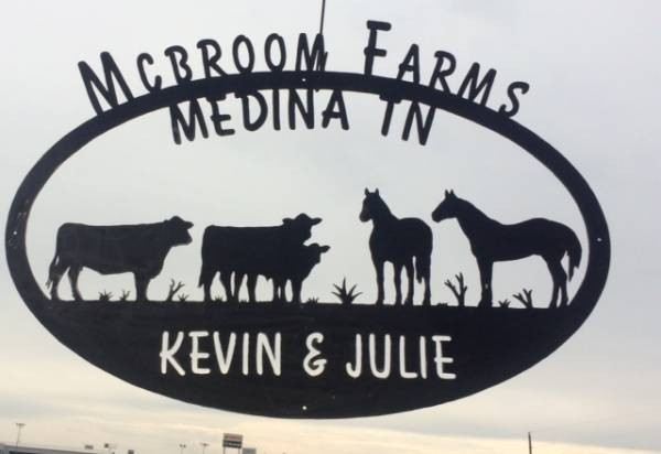 Mcbroom Farms - Medina TN