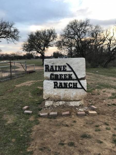 Raine Creek Ranch