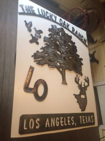 Lucky Oak Ranch in Los Angeles, Texas