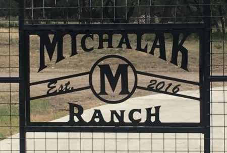 Ranch Gate Insert