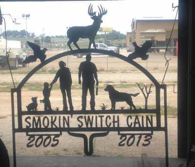 Smokin' Switch Cain remembered