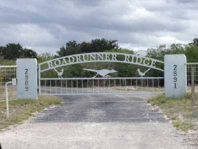 Roadrunner Gate